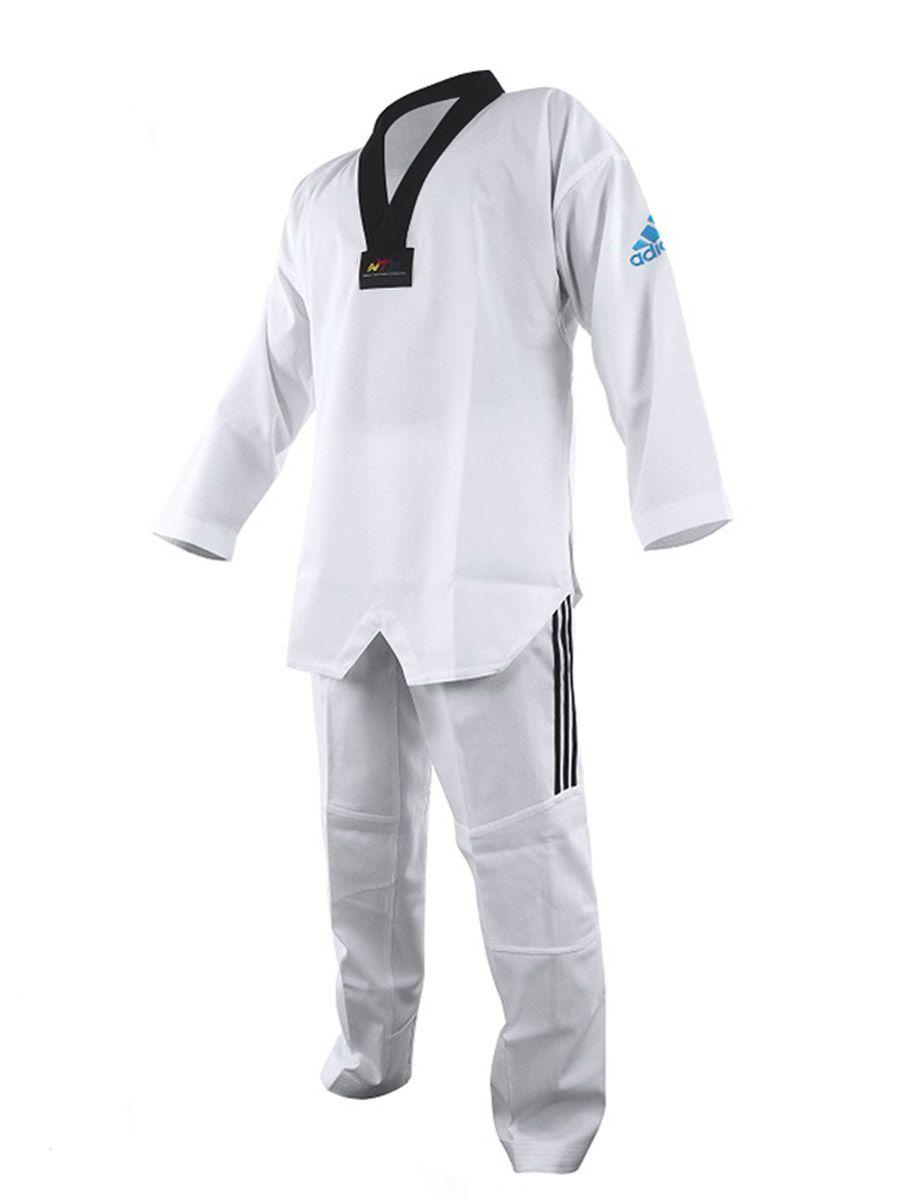 Dobok Adidas Taekwondo Adizero Top de Linha Homologado WT