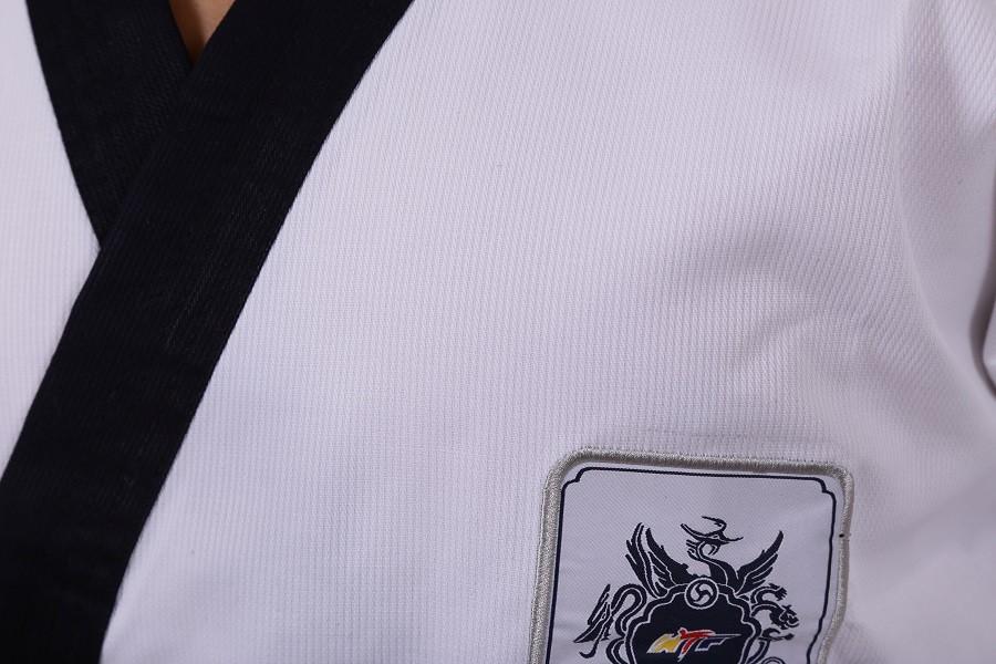 Dobok Strike Taekwondo Poomsae Masculino CBTKD