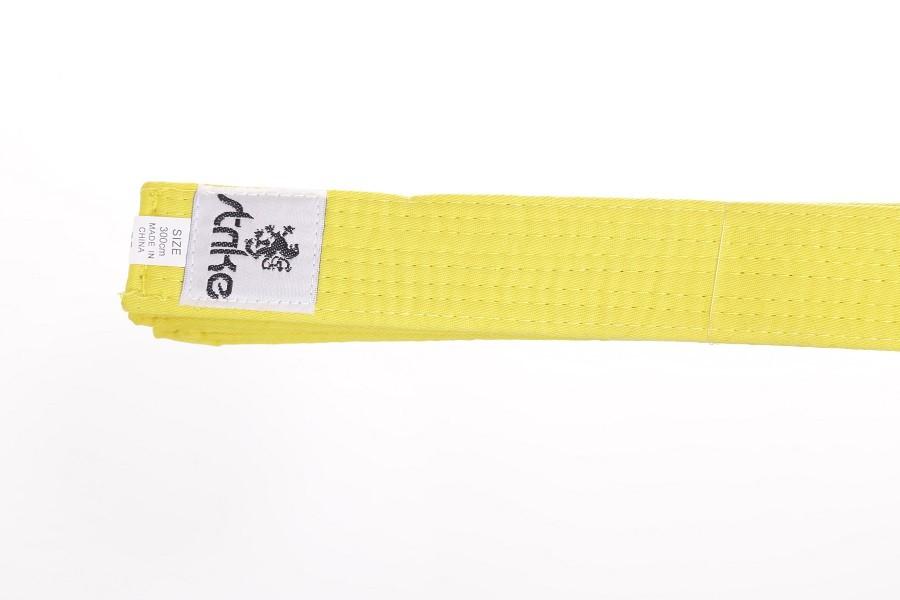 Faixa Amarela Strike Taekwondo