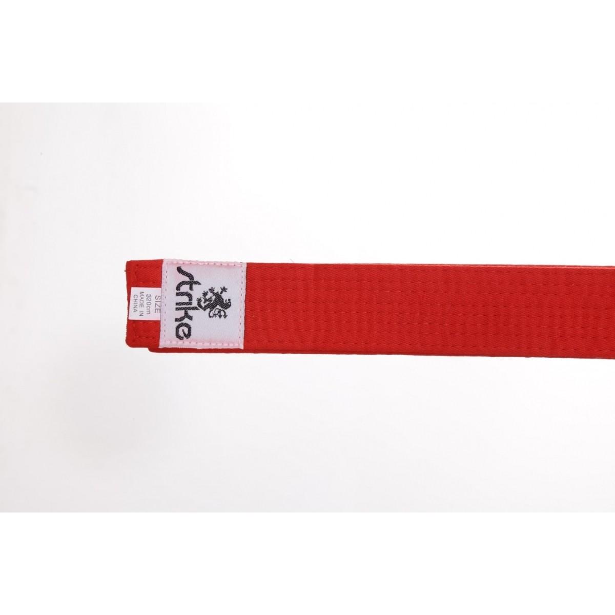 Faixa Vermelha Strike Taekwondo