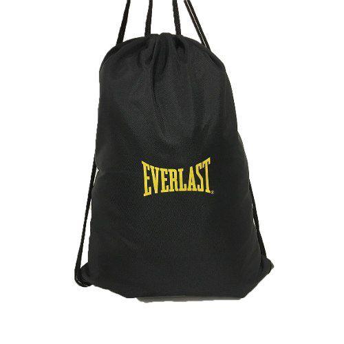 Gymsack Everlast Preta