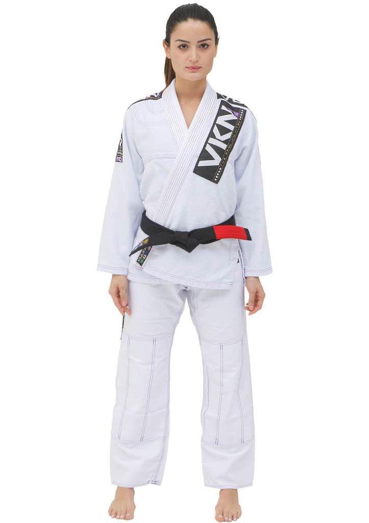 Kimono Vulkan Vkn Pro Sw Feminino Branco A4