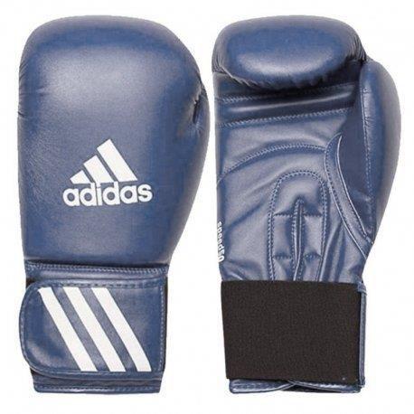 Luva de Boxe / Muay Thai Adidas Speed 50 Cinza 14 OZ