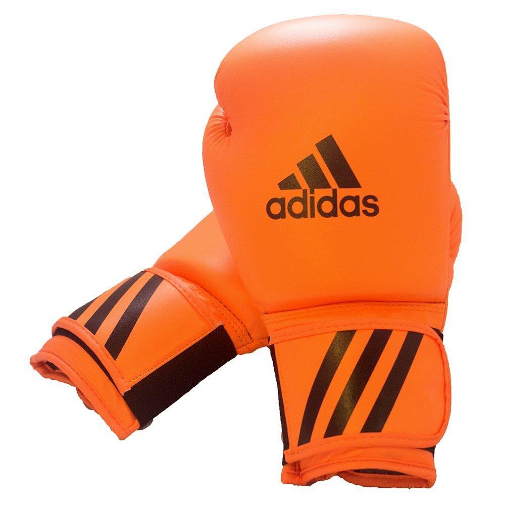 601588d6b Luva de Boxe   Muay Thai Adidas Speed 50 Laranja - 16 OZ