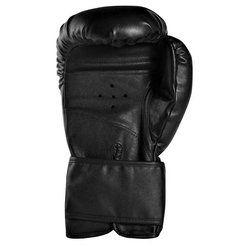 Luva de Muai Thay Boxe Sul Sport Preta 14oz