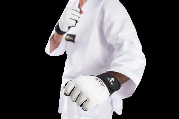 Luva Strike Taekwondo Ultimate Oficial CBTKD