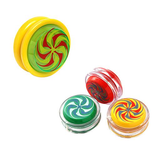 12 peças ioiô colorido sortido Marilu