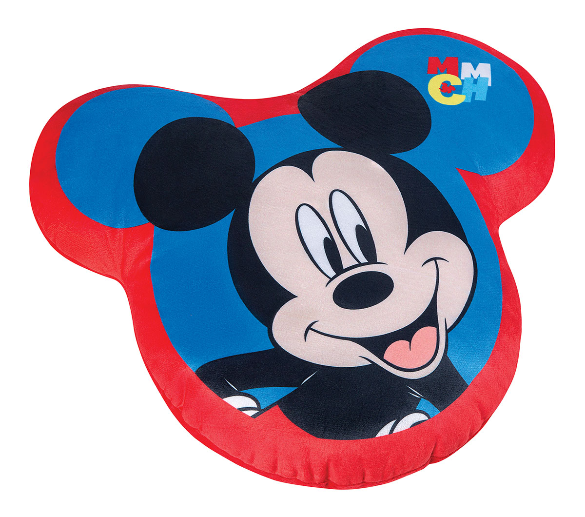 Almofada Divertida Mickey Transfer Com 1 peça Lepper