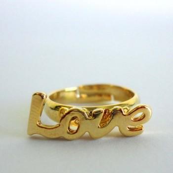 Anel de Falange Love