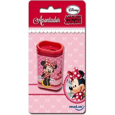 Apontador com Depósito Minnie Mouse Molin