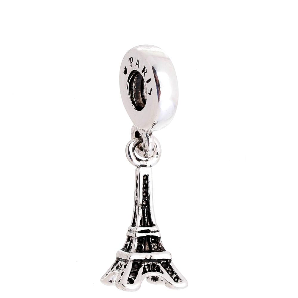 Berloque Torre Eiffel - PRATA