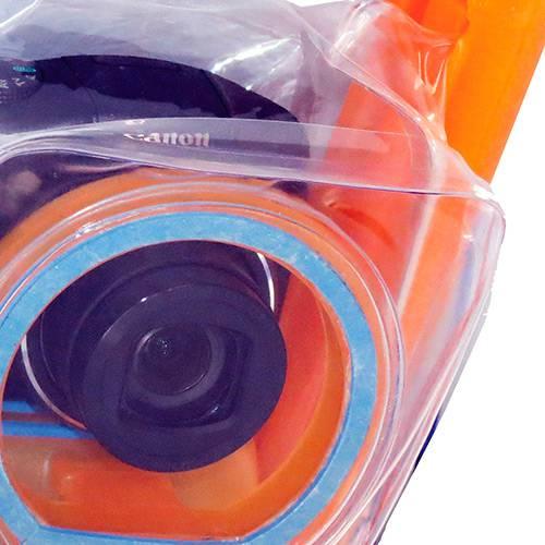 Bolsa Aquática para Câmeras Digitais Compactas com Zoom Dartbag GR