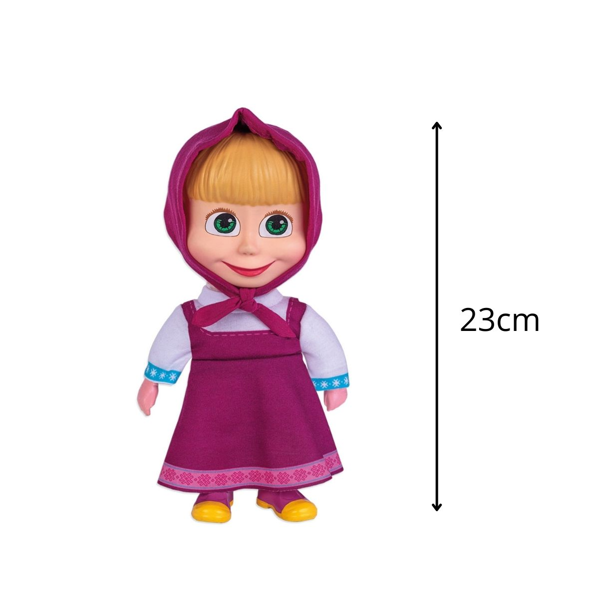 Boneca Masha Cotiplás