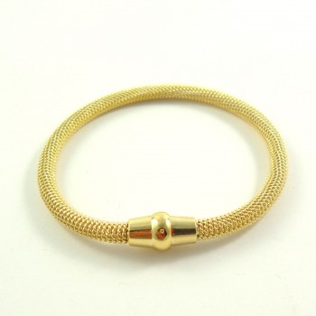 Bracelete Italiano Dourado