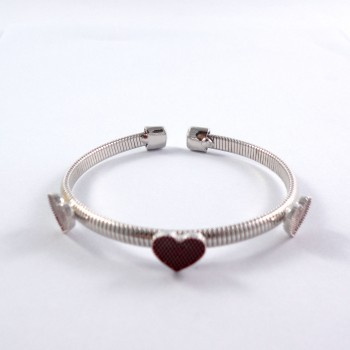 Bracelete Italiano Heart