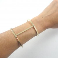 Bracelete Vazado