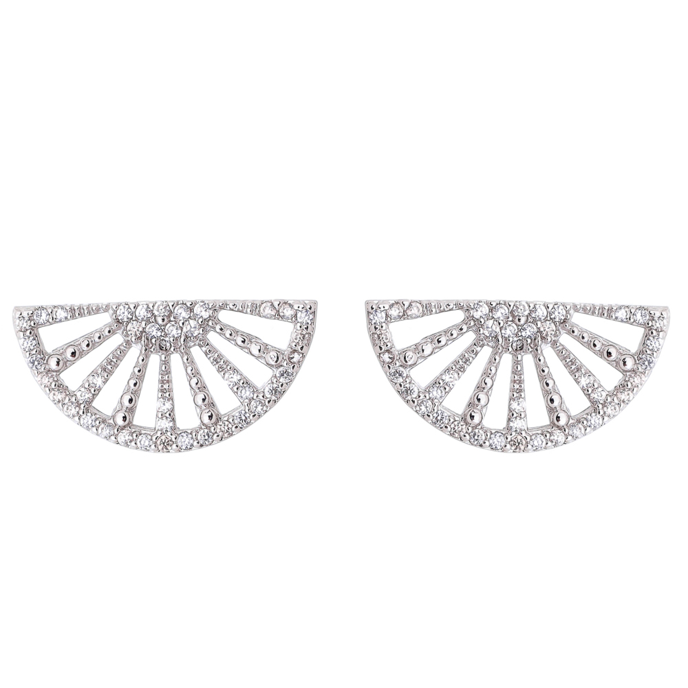 Brinco Ear Cuff Fancy - Semi Joia