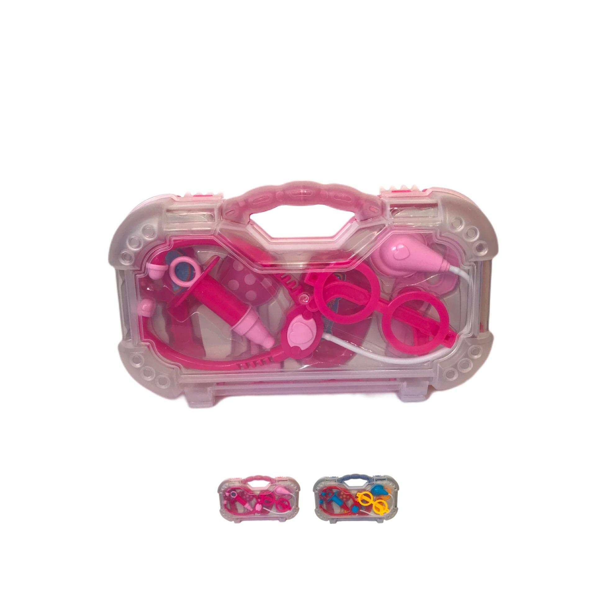 Brinquedo Educativo Maleta Médico Pakitoys