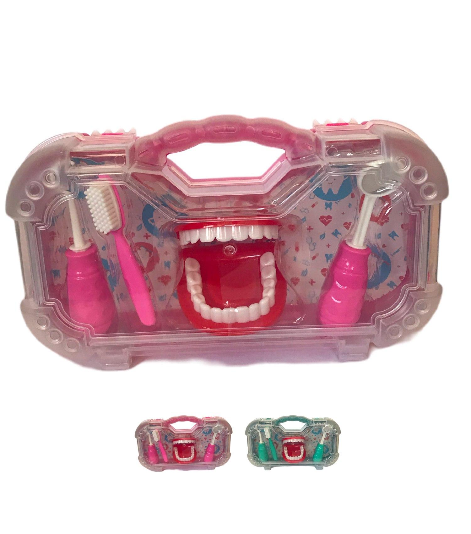 Brinquedo Maleta Dentista Educativo Pakitoys