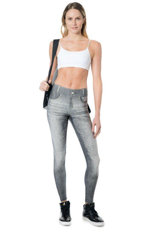 Calça Fusô Cool Jeans Live