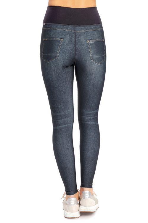 Calça Fusô Jeans Reversible City Jog Live