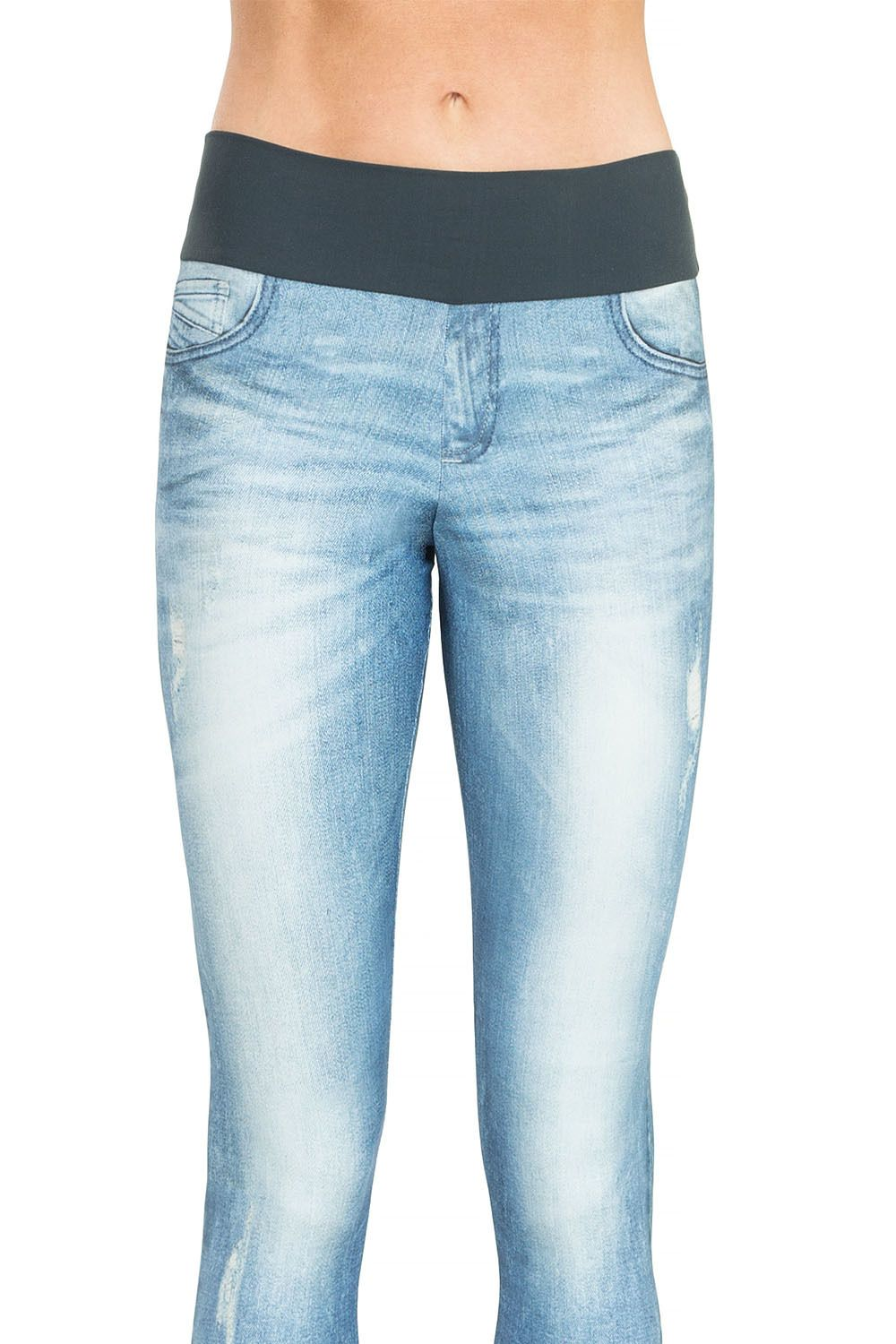 Calça Fusô Jeans Technological Blue Live