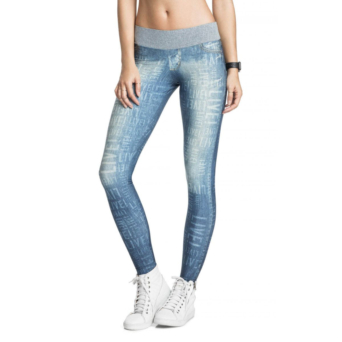 Calça Fusô Modern Jeans Live