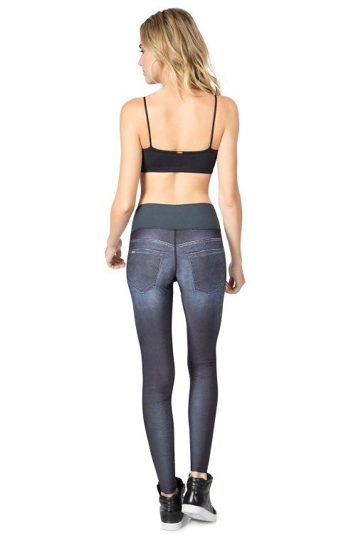 Calça Fusô Reversible Active Mood Live