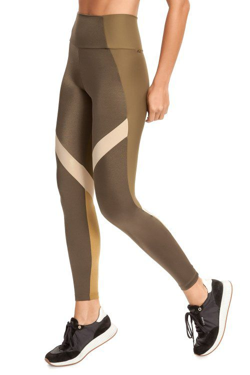 Calça Legging Body Force Green Live