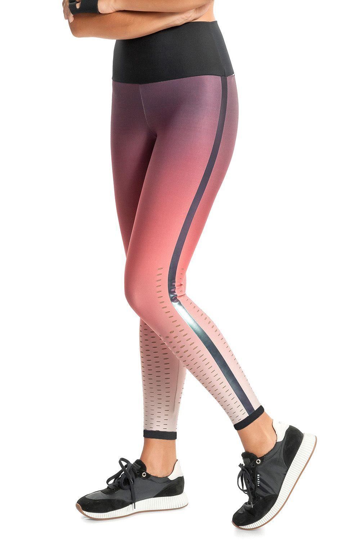 Calça Legging Bonding Breathe Live