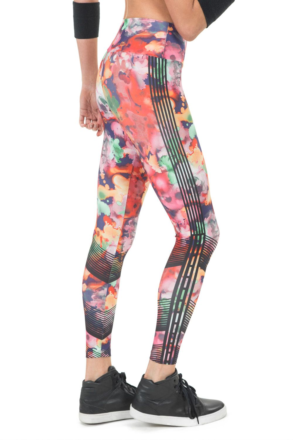 Calça Legging Color Dream Live