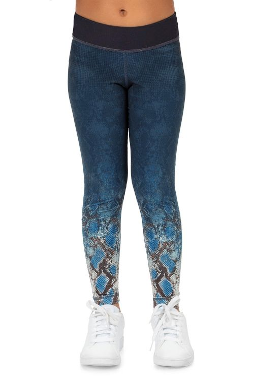 Calça Legging Jeans Reversible City Jog Kids Live