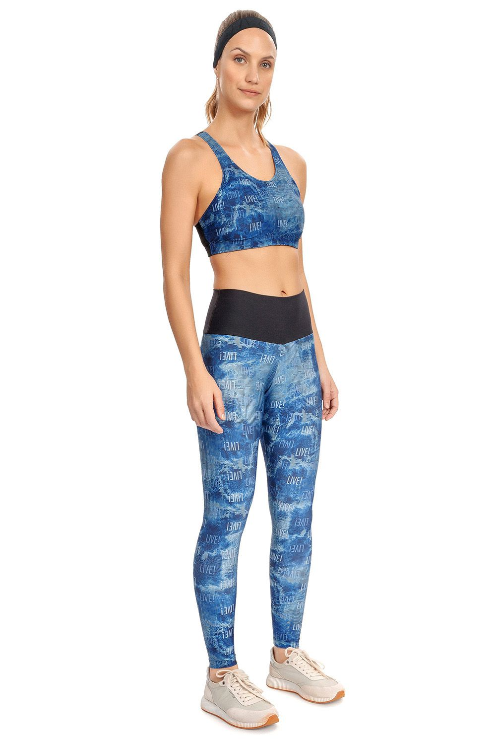 Calça Legging Power Athletic Live