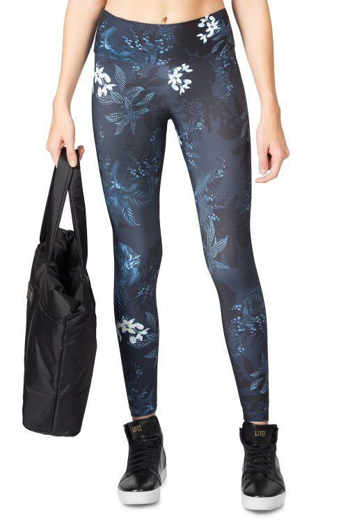 Calça Legging Power Deepness Live