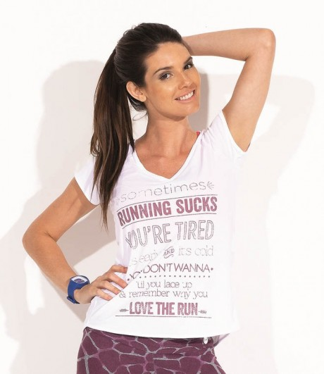 Camiseta Running Live