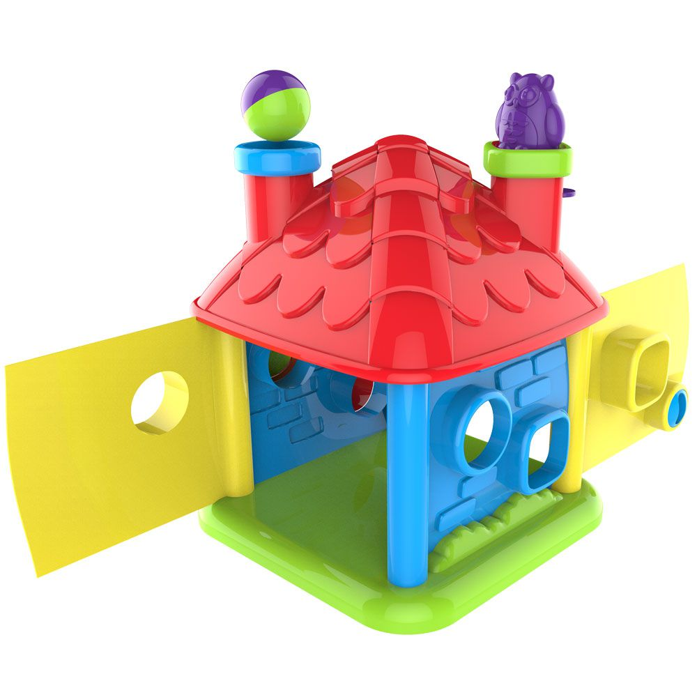 Casinha Pedagógica 1083 Magic Toys