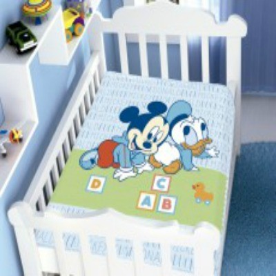 Cobertor Infantil Mickey Amiguinhos Jolitex