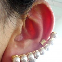 Ear Cuff Pearl