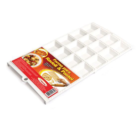 Forma para ravioli e mini-pastéis Injetemp
