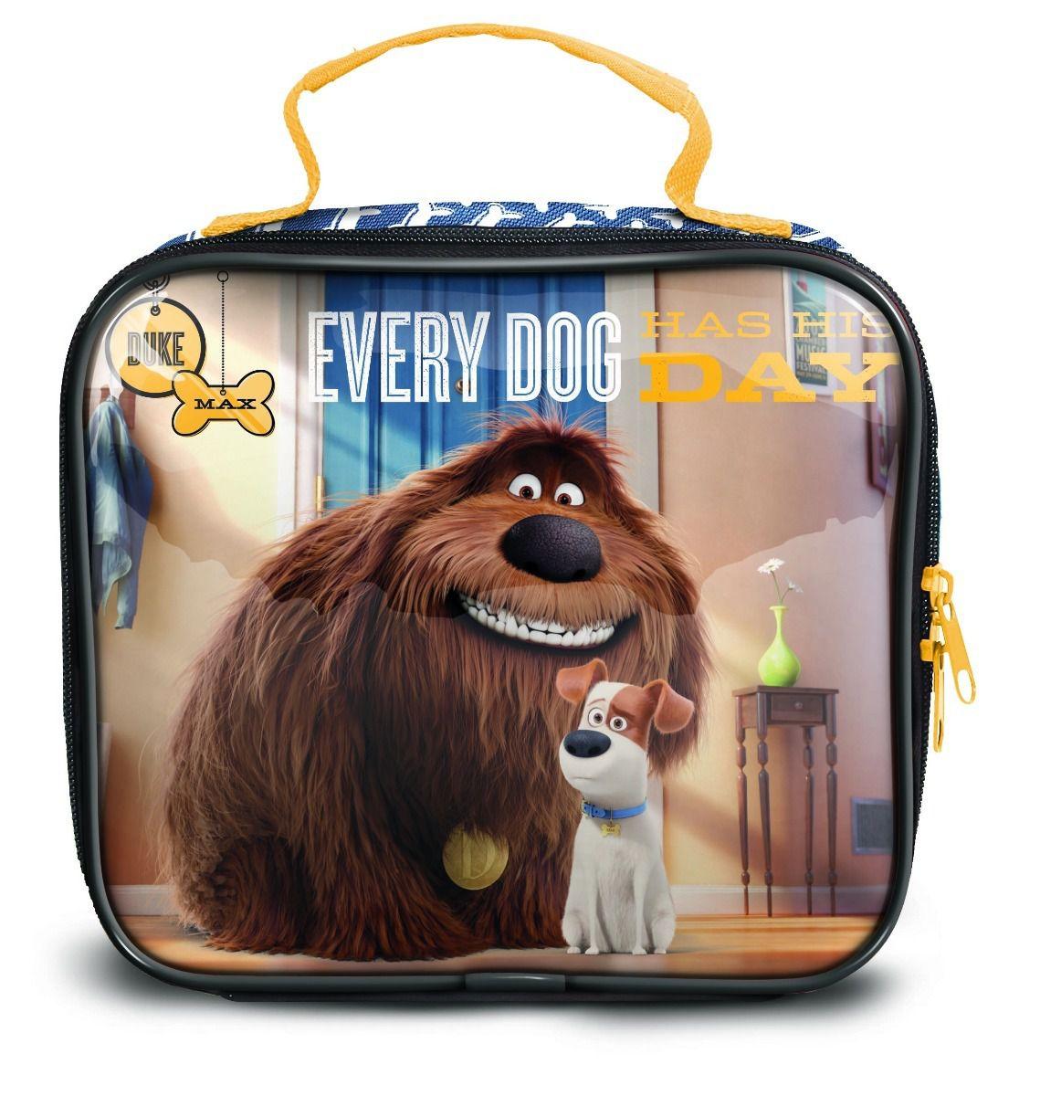 Lancheira Pets - A Vida Secreta Dos Bichos 30360 Dermiwil