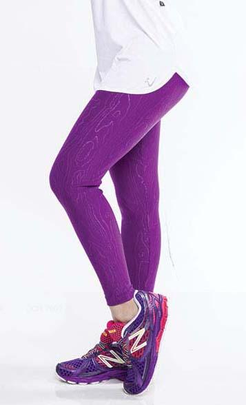 Calça Legging Uva World Fitness