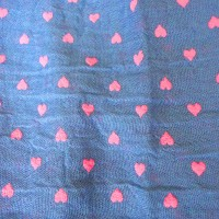 Lenço Heart