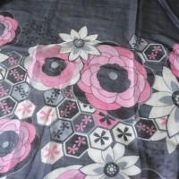 Lenço Rosas