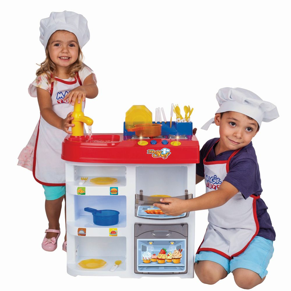 Master Chef Kids 8035 Magic Toys