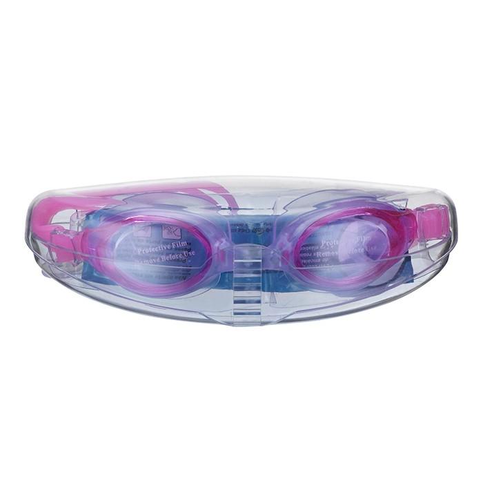 Óculos de Natação Juvenil Rosa Art Sport