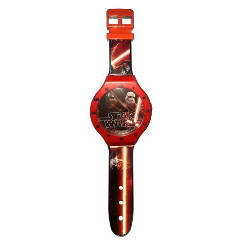 Relógio De Parede Star Wars Geek 47cm Dtc