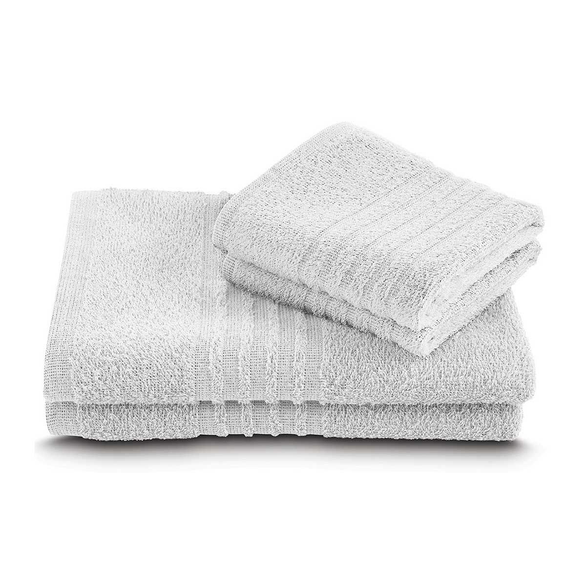 Toalha Branca Felpuda de Banho Unique 61237 Lepper