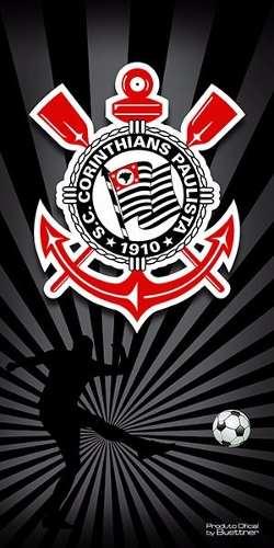 Toalha de Banho Corinthians Buettner