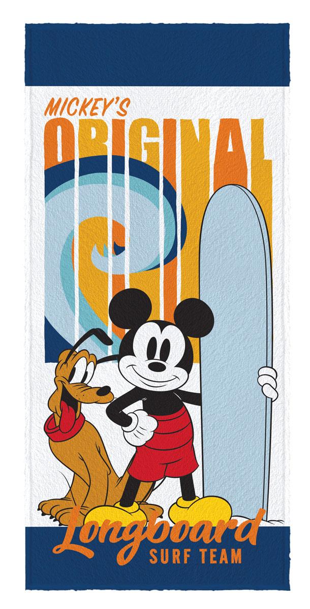 Toalha de Banho Mickey Original Felpuda Lepper