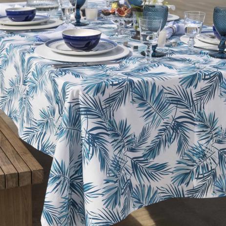 Toalha de Mesa Retangular 1.60 X 2.10 Home Design Tropical Santista